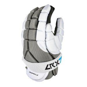 MOX1118595 300x300 - Champro LRX7 in Lacrosse Glove Grey White