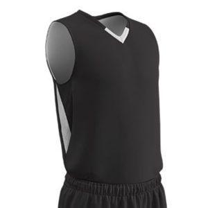 MOX1118970 300x300 - Champro Youth Pivot Reverse Basketball Jersey White