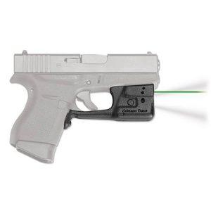 MOX1122903 300x300 - Crimson Trace LL-803G Green Laserguard Pro for Glock 42 43