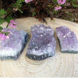 Spiral Crystals Amethyst Cluster