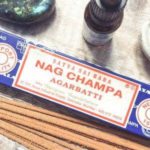 Spiral Crystals UK - Satya Nag Champa Incense Sticks