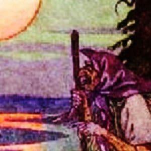 Baba Yaga the witch
