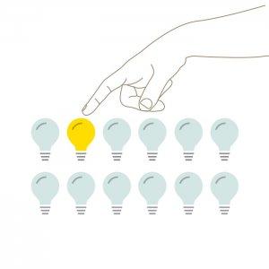 Im TAC | The Assistant Company Ideenlabor werden Ideen zu Weiterentwicklungen oder neuen Funktionalitäten gesammelt. Betreten Sie das Ideenlabor und erzählen uns von Ihrer Idee.