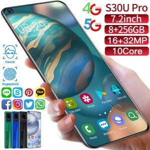 S30U PRO 7.2Inch Full Screen Ultrabook 8G 256G Fingerprint Unlocking Facial Recognition