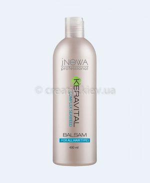 Бальзам для всех типов волос jNOWA PRO KERAVITAL