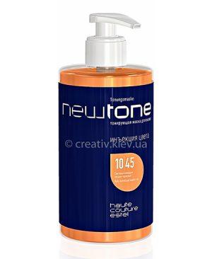Тонирующая маска для волос ESTEL NEWTONE 10-45