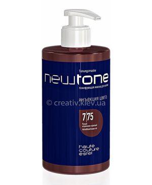 Тонирующая маска для волос ESTEL NEWTONE 7-75