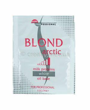 Осветляющая пудра jNOWA Professional Blond Arctic 30