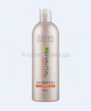 Шампунь для окрашенных волос jNOWA PRO KERAVITAL