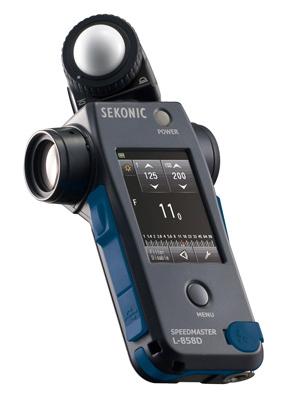 SEKONIC - ESPOSIMETRO L858D Speedmaster