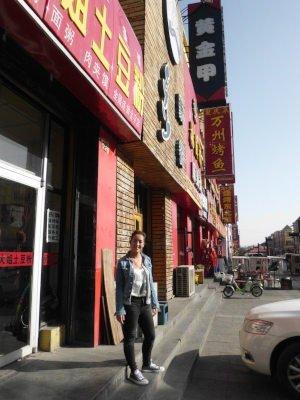 Lobke in Hohhot