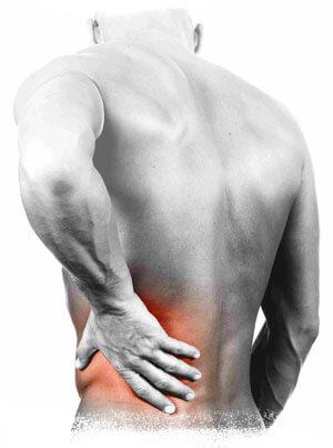 Травма спины у бодибилдера