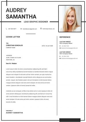 Assistant Cover Letter Template