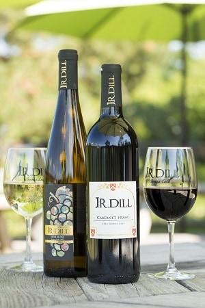 JR Dill Wines | Winetraveler.com
