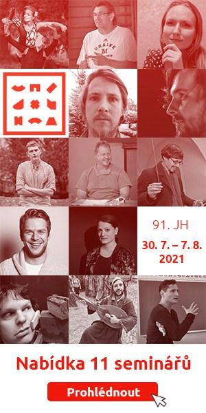 Nabídka 11 seminářů festivalu Jiráskův Hronov