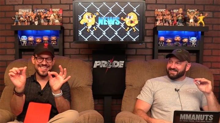 UFC 227 Recap | MMANUTS MMA Podcast | EP # 394
