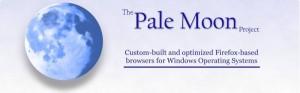 gratis software voor internet - Pale Moon browser