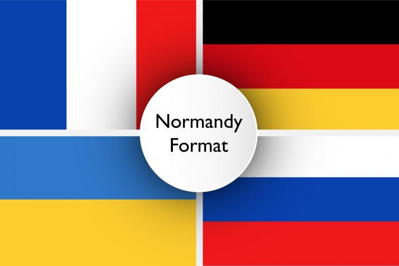 Флаги стран нормандского формата
