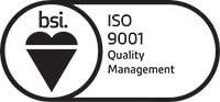 BSI Assurance Mark ISO 900