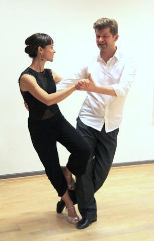 Argentinsk tangoundervisning