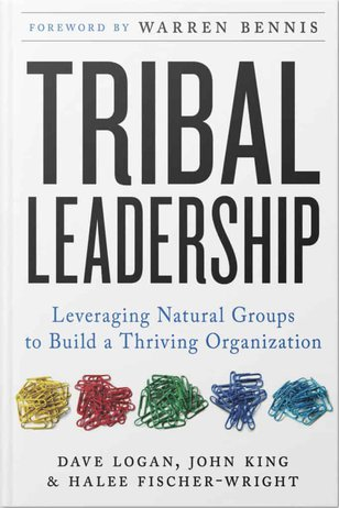 how to change your mindset read tribal leadership