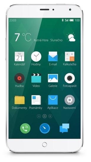 Recenze smartphonu Meizu MX4