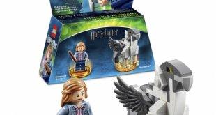 mini-figurines Hermione et Buck