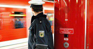 Bundespolizei S-Bahn München