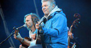 Wir-Konzert Königsplatz OB Dieter Reiter und Dreiviertelblut