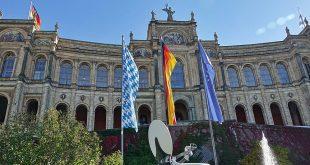 Maximilianeum -Bayerischer Landtag Landtagswahl 2018