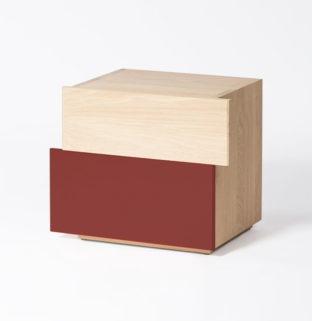 meuble bout de canape decalage drugeot manufacture bois massif