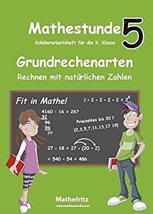 Matheaufgaben Klasse 5