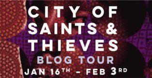 City of Saints & Thieves Blog Tour
