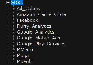 قابلیت استفاده از SDKهای مختلف