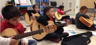 موسیقی در دوران تحصیل
