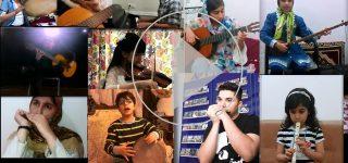ویدئو های اولین جشنواره موسیقی ماهور2