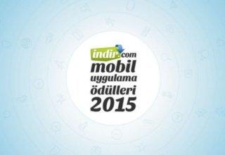 indir.com Mobil Uygulama Yarışması 2015 Başladı!