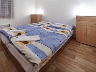 apartmán 3 - spaní