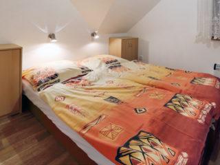 apartmán 5 - spaní