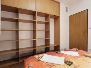 apartmán 5 - ložnice II