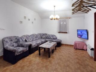 apartmán 5 - pohovka