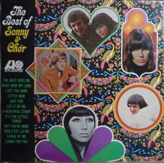 Sonny & Cher - The Best Of Sonny & Cher (LP, Comp, RE)