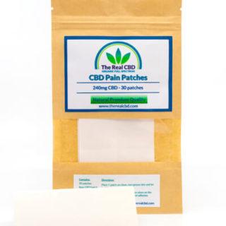 CBD Pain Patches