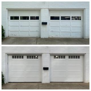 Garage Door Installation in North Canton