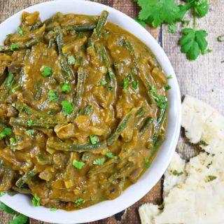 Easy Bean Pumpkin Curry
