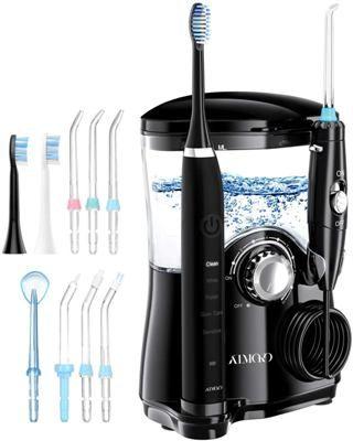 cepillo electrico con irrigador ATMOKO