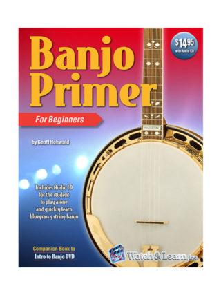 banjo primer deluxe with dvd