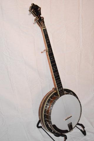 1999 Stelling Staghorn banjo