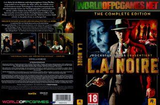 L.A Noire Free Download PC Game By Worldofpcgames.net