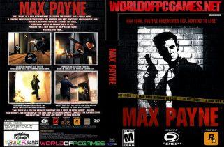 Max Payne Free Download PC Game By Worldofpcgames
